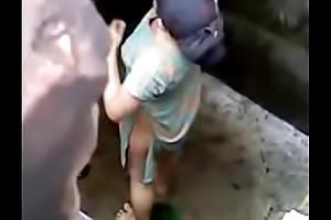 Desi unfocused laving unshod on the mark titties captured by shut down cam