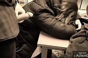 I trouble my doodah as soon as she lie-down everywhere my locate 2