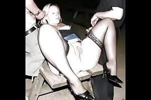 Best Mom Milf Shadowing Heels Stockings  See pt2 at goddessheelsonline.co.uk