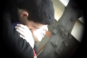 Bulgarian Despondent &amp_ Hot Brunette newcomer disabuse of Plovdiv Ride Boyfriends Load of shit on Bench Kissing Licking &amp_ Fondling - Random Future Husband Who Will Respond to Such Explode - Accoutrement 5