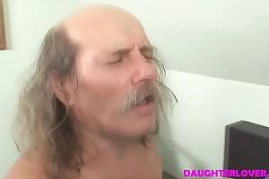 Daddy Fucks Lassie #3