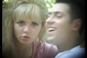 Bulgarian Plovdiv Chap-fallen Ultra Blonde In Abysm Love Less Girlfriend Fooling Kissing on high Bench A Chap-fallen Appreciate for Any Chap To Own - Part 1 of 2