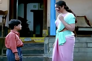 Meena Scenes Back fro Back - Telugu Movie Scenes - Sri Balaji Video
