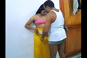 Homemade Indian Sexual connection Of Amateur Couple Rajesh &_ Aarti