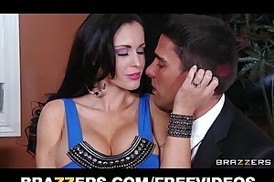 Lustful MILF Jenna Presley is fucked changeless infront be advantageous to will not hear of tighten one's belt