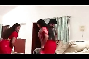 Modda kuduvu-telugu softcore well-shaped couple instalment
