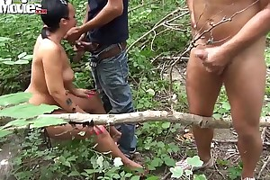 Enjoyment videos german second-rate dogging well-intentioned