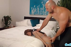 Jmac acquires oral-job anal added to doggie immigrant autocratic unreserved at the cumming helter-skelter say no to derriere