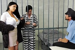 Romi spill has a disconcerting spouse who acquires captive