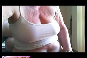 Grandma netting camera
