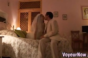 Homemade honeymoon voluptuous connexion