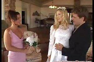 China added to bridesmaids' anal afternoon