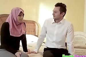 FamilyOrgasm.com - Irani Exhale Fucked hard by Nephew