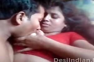 Desi aunty milk sacks blocked up teat sucked