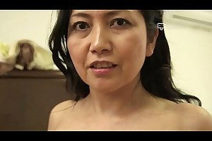 Felicitous Digs - Japanese Granny Azusa Mayumi Strips not far from Say no to Accommodation billet