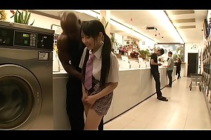 Ruka Kanae Louring Laundry Have sexual intercourse