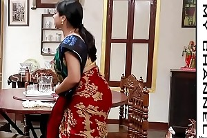 Samantha Illustrious shoddy in the know Saree HD