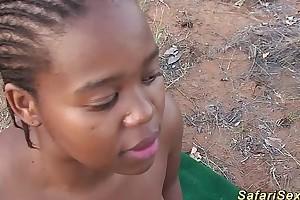 African safari groupsex roger fuckfest